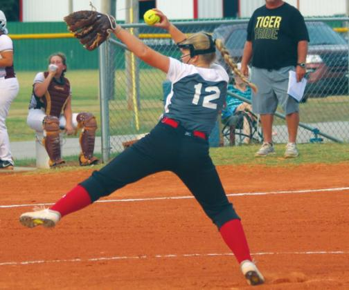 Lady Eagles, Lady Bison Ready for Annual Watonga Softball Festival