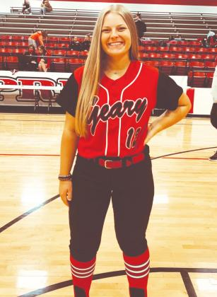 Geary's Glasgow Honored by VYPE Sports